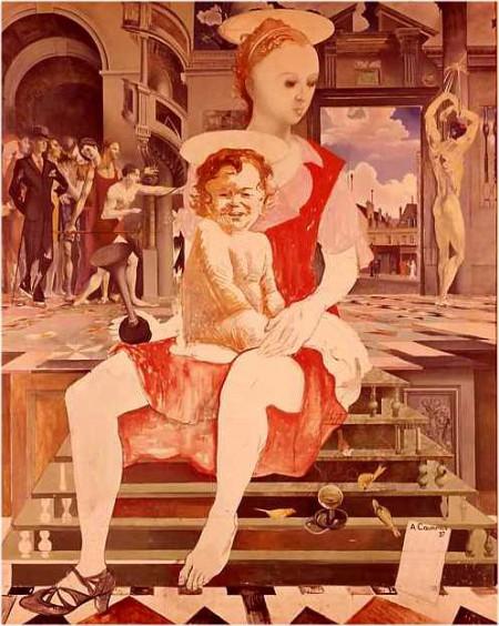 37 Grande vierge assise sur un escalier hui1937281.jpg