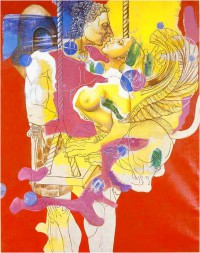 45 Oedipe et le Sphinx hui1945117.jpg