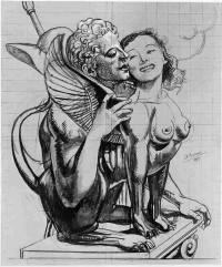59 Oedipe et le Sphinx (2) enc1959402.jpg