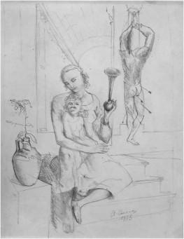 35 La vierge avec l'enfant Cadum et une trompette min1935270.jpg