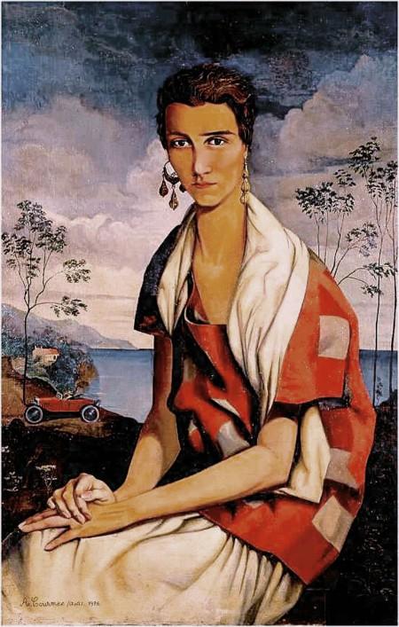 26 Portrait de  Peggy Guggenheim  hui19264.jpg